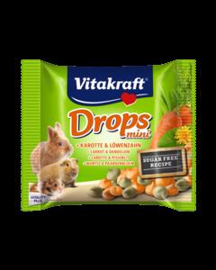 Produktbild: Drops mini + Karotte & Löwenzahn