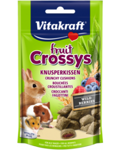 Produktbild: Fruit Crossys Waldbeere