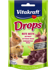 Produktbild: Drops Rote Beete, lactosefrei