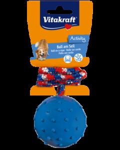 Produktbild: Naturgummi-Ball am Seil