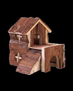 Produktbild: Blockhaus, 15 x 10 x 15 cm