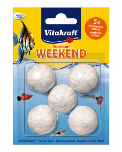 Produktbild: Weekend Depotfischfutter