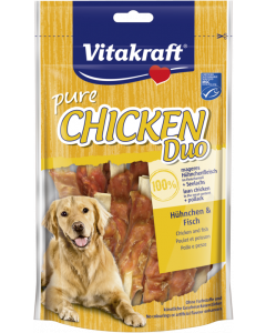 Produktbild: CHICKEN Duo® - Hühnchen & Fisch