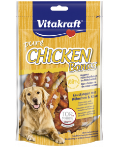 Produktbild: CHICKEN Bonas® - Kaustangen mit Hühnchen & Käse