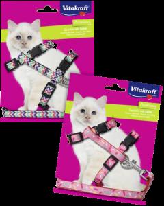 Produktbild: Kätzchengeschirr mit Leine