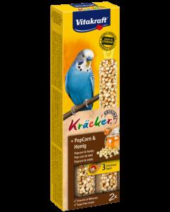 Produktbild: Kräcker® + PopCorn & Honig