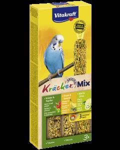 Produktbild: Kräcker® Mix + Banane / Kräuter / Kiwi
