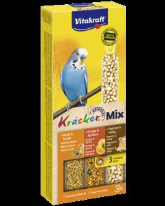 Produktbild: Kräcker® Mix + Honig / Orange / PopCorn