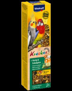 Produktbild: Kräcker® + Honig & Eukalyptus