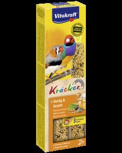 Produktbild: Kräcker® + Honig & Sesam