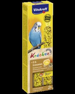 Produktbild: Kräcker® + Ei & Grassamen