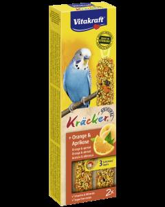 Produktbild: Kräcker® + Orange & Aprikose