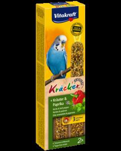 Produktbild: Kräcker® + Kräuter & Paprika