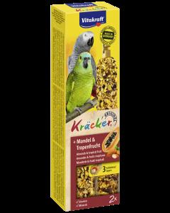 Produktbild: Kräcker® + Mandel & Tropenfrucht