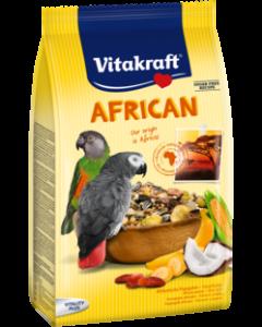 Produktbild: AFRICAN für afrikanische Papageien