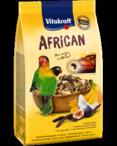 Produktbild: AFRICAN für afrikanische Kleinpapageien