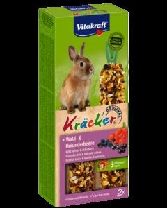 Produktbild: Kräcker® + Wald- & Holunderbeere