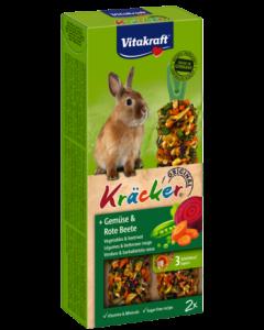 Produktbild: Kräcker® + Gemüse & Rote Beete