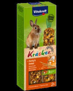 Produktbild: Kräcker® + Honig & Dinkel