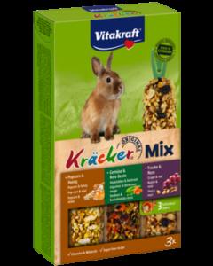 Produktbild: Kräcker® Mix + Popcorn / Gemüse / Nuss