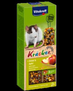 Produktbild: Kräcker® + Dinkel & Apfel