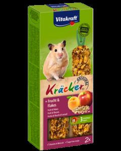 Produktbild: Kräcker® + Frucht & Flakes