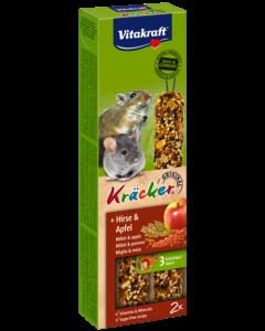 Produktbild: Kräcker® + Hirse & Apfel