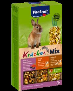 Produktbild: Kräcker® Mix + Waldbeere / Honig / Popcorn
