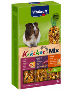 Produktbild: Kräcker® Mix + Honig / Nuss / Frucht