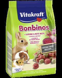 Produktbild: Bonbinos® + Luzerne & Rote Beete