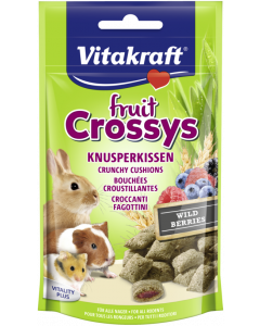 Produktbild: Fruit Crossys Waldbeere