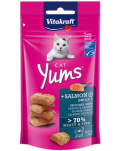 Produktbild: Cat Yums® + Lachs & Omega 3