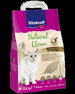 Produktbild: Natural Clean Pflanzenfaserstreu