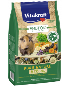 Produktbild: Emotion® Pure Nature Herbal, Kräuter