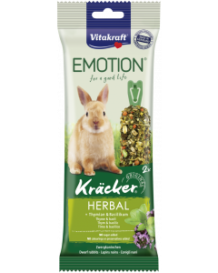 Produktbild: Emotion® Kräcker® herbal + Thymian & Basilikum