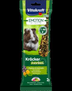 Produktbild: Emotion® Kräcker® herbal + Thymian & Löwenzahn
