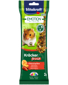 Produktbild: Emotion® Kräcker® fruit + Dattel & Aprikose