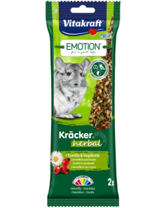Produktbild: Emotion® Kräcker® herbal + Kamille & Hagebutte