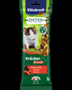 Produktbild: Emotion® Kräcker® fruit + Dattel & Traube