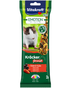 Produktbild: Emotion® Kräcker® fruit + Dattel & Traube