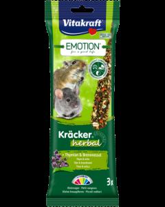 Produktbild: Emotion® Kräcker® herbal + Thymian & Brennnessel