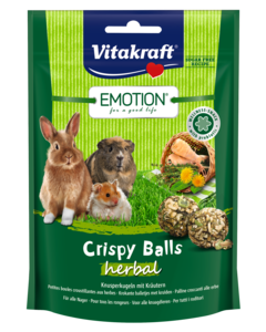 Produktbild: Emotion® Crispy Balls herbal