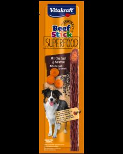 Produktbild: Beef Stick® Superfood mit Chia Saat und Karotten
