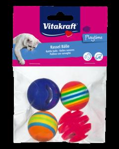 Produktbild: Rassel- und Rainbow-Bälle, Set