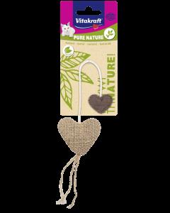 Produktbild: Nature Tee Herz mit Catnip