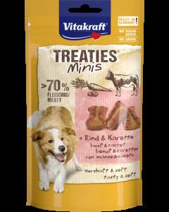 Produktbild: Treaties® Minis + Rind & Karotte