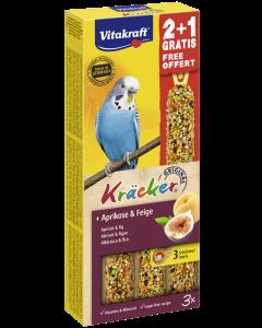 Produktbild: Kräcker® + Aprikose & Feige 2+1