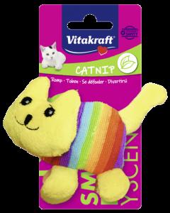 Produktbild: Katze 'Rainbow' mit Rassel